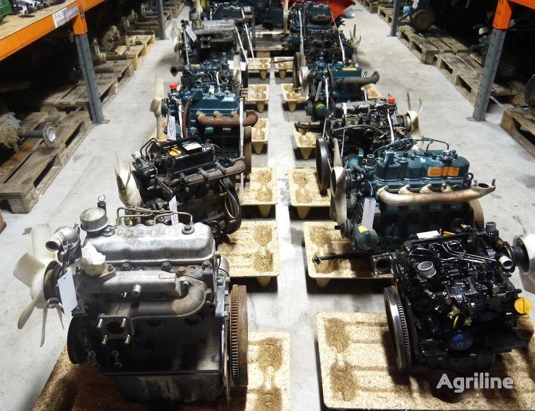 KUBOTA motor voor KUBOTA / Mitsubishi / Yanmar / Isuzu / Iseki  trekker