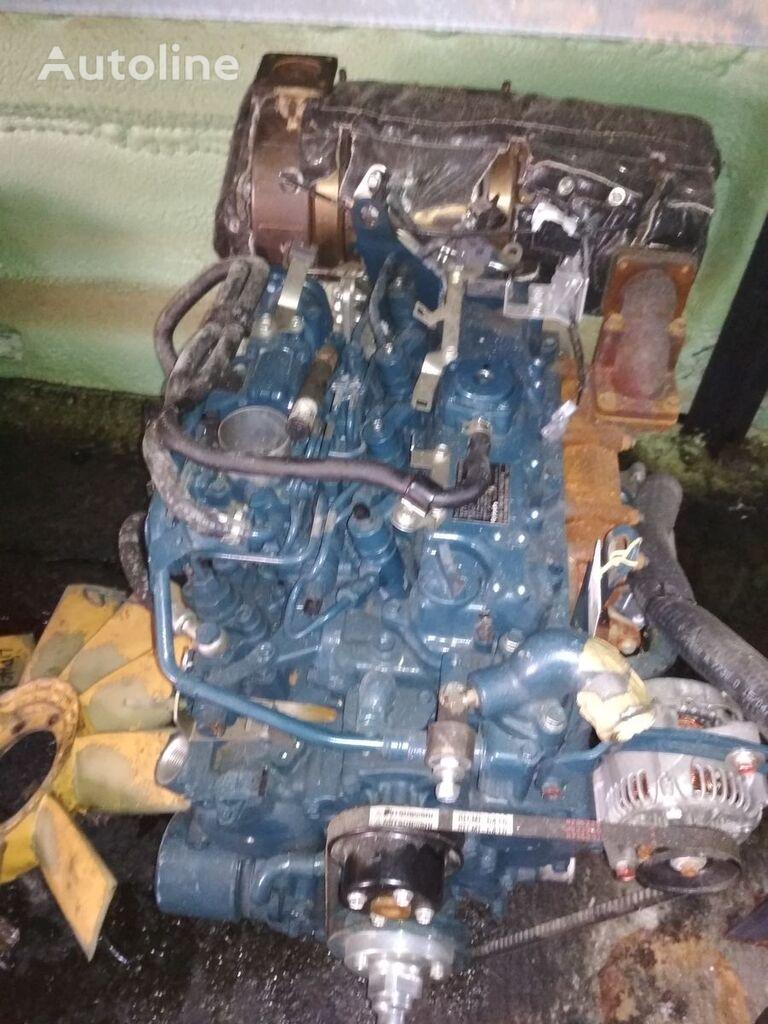nieuw KUBOTA V2403 motor voor BOBCAT schranklader