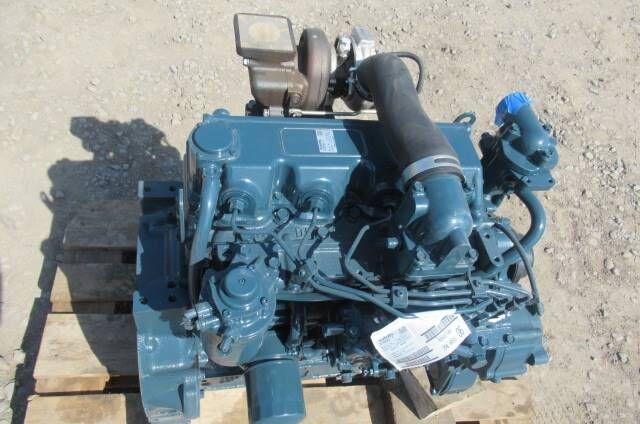 nieuw KUBOTA V3800 Turbo motor voor BOBCAT schranklader
