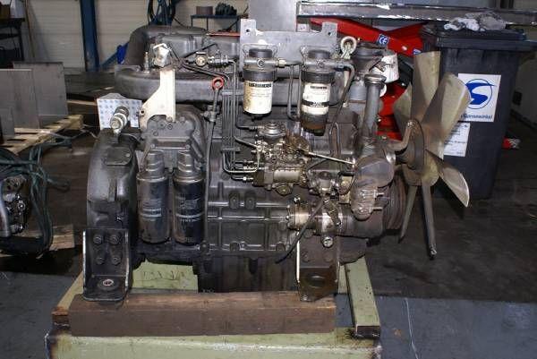 motor voor LIEBHERR LONG-BLOCK ENGINES anderen bouwmachines