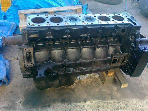 MAN D20 motor voor MAN truck