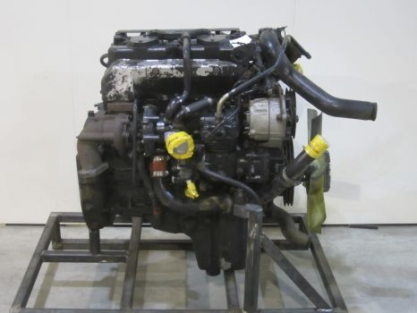 MAN D0824LFL01 motor voor MAN trekker
