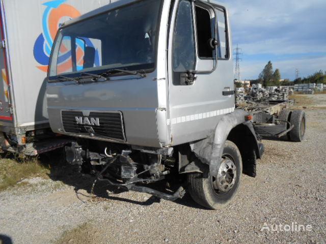 MAN 14.163 motor voor MAN 163 vrachtwagen