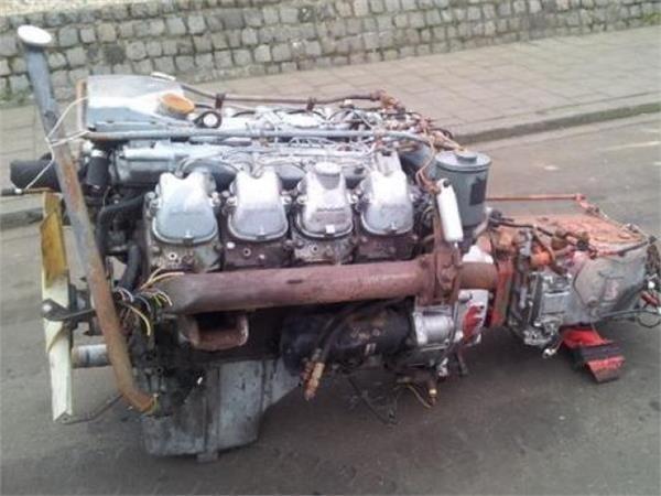 motor voor MAN 18.256 truck