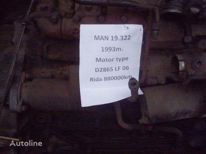 MAN D 2865 LF 06 motor voor MAN 19.322 truck