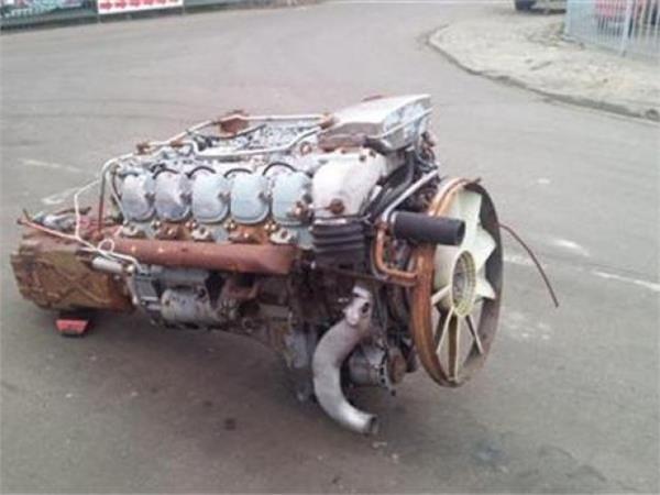 motor voor MAN 26.320 truck
