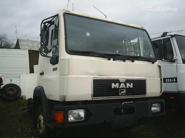 MAN D0824 motor voor MAN 8.163 vrachtwagen