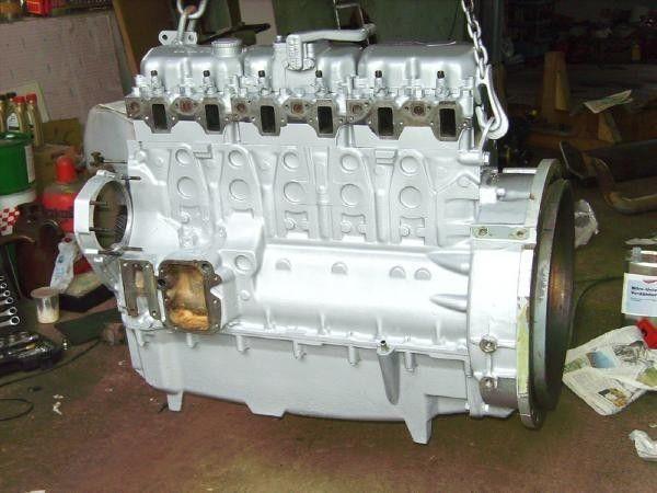 motor voor MAN D0826 LF 06 wiellader