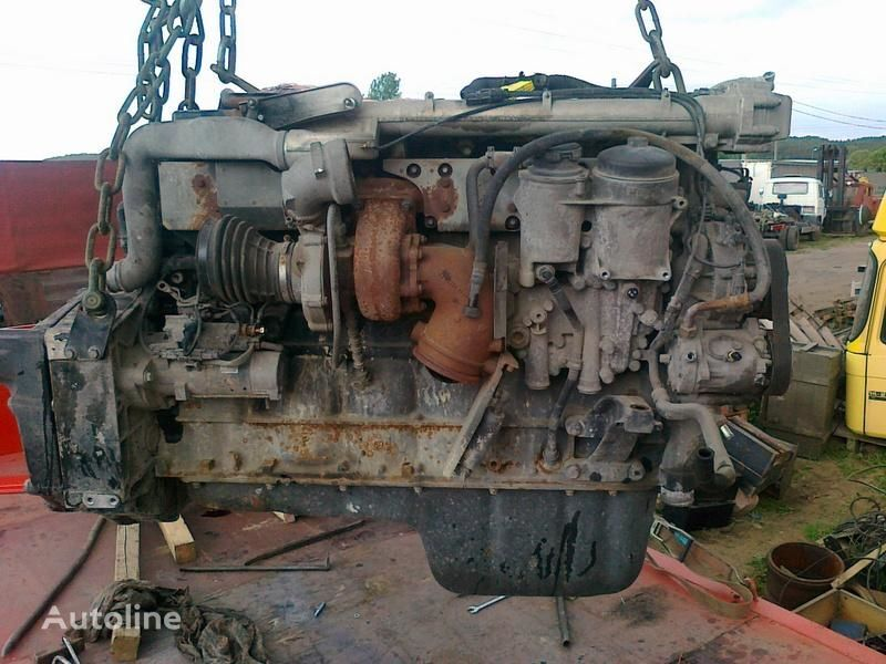 motor voor MAN D20 D26 D2066 na czesci 350 430 390 440 480 trekker