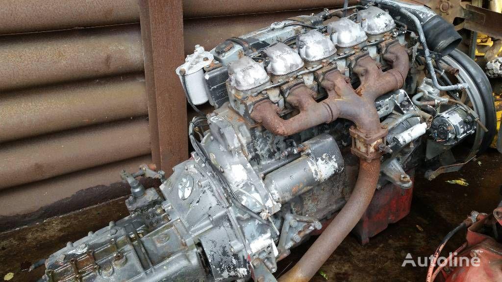 motor voor MAN D2556MF vrachtwagen