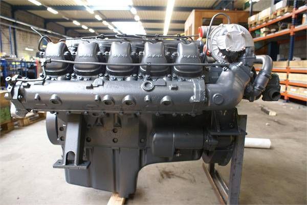 motor voor MAN D2840LE anderen bouwmachines