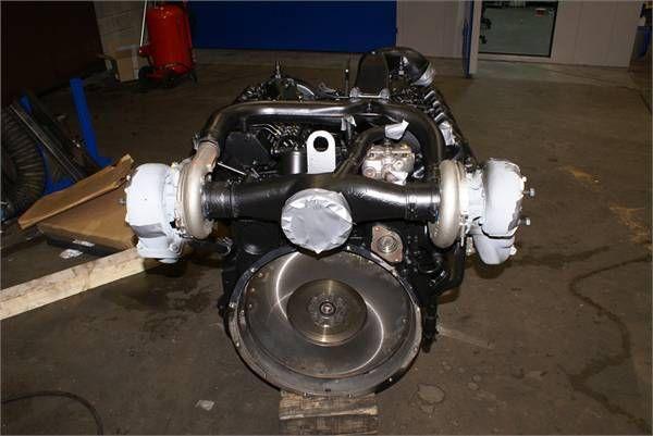 motor voor MAN D2840LF01 trekker