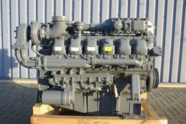 MAN D2842 LE201 NEW motor voor MAN D2842 LE201 NEW anderen bouwmachines