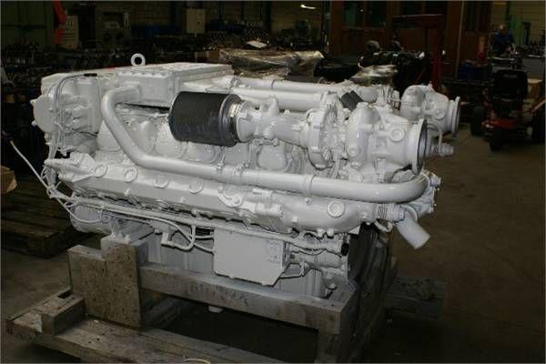 motor voor MAN D2842LE406 anderen bouwmachines