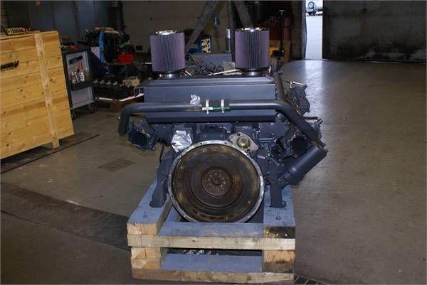motor voor MAN D2842ME overige