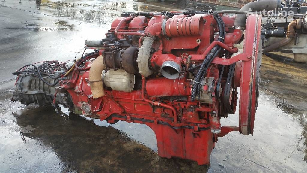 motor voor MAN D2865 vrachtwagen