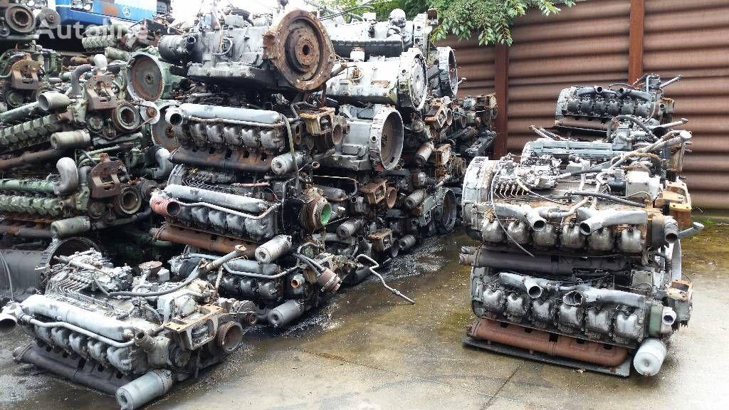 MAN D2866 D2566 motor voor MAN D2866 D2566 vrachtwagen