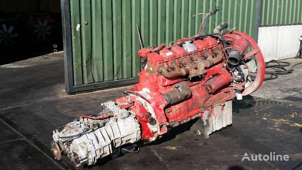 motor voor MAN D2866F truck