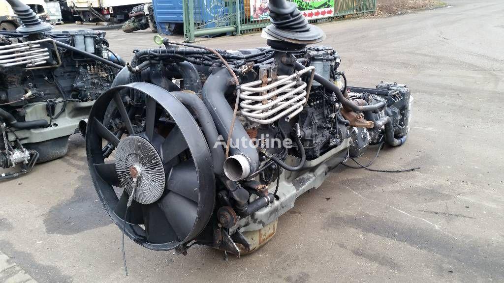 motor voor MAN D2866LF20 trekker