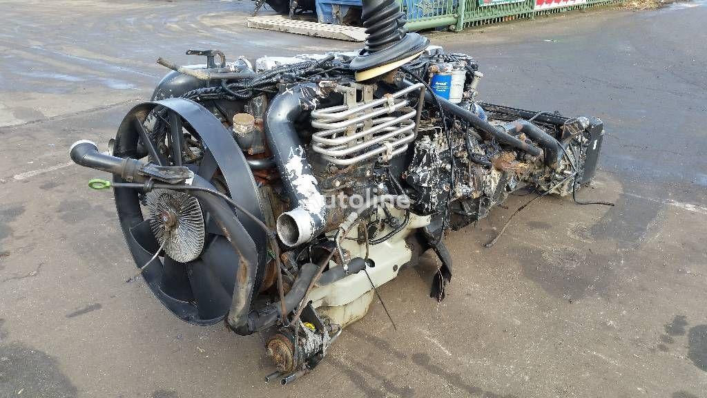 motor voor MAN D2866LF31 vrachtwagen