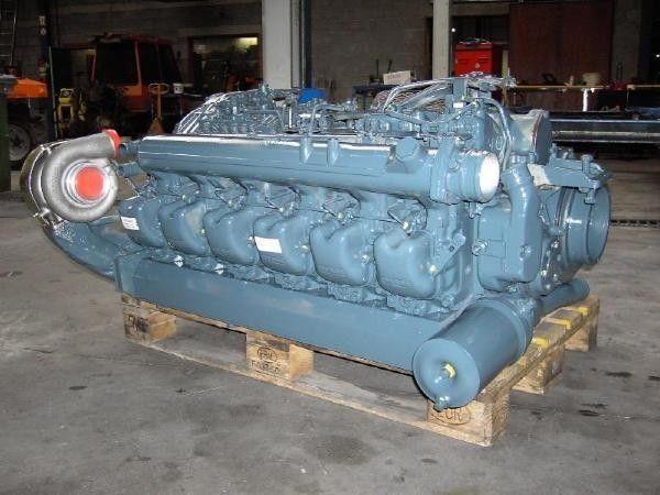 motor voor MAN D2876 LOH 01/02/03/04/05/20/21/23 bus