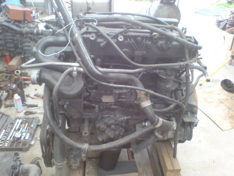 motor voor MAN LE 180 KM D0834 netto 7500 zl truck