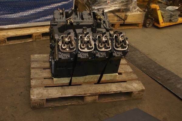 motor voor MAN LONG-BLOCK ENGINES anderen bouwmachines