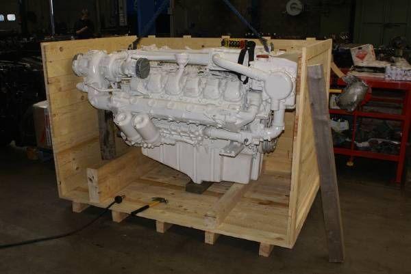 motor voor MAN RECONDITIONED ENGINES truck