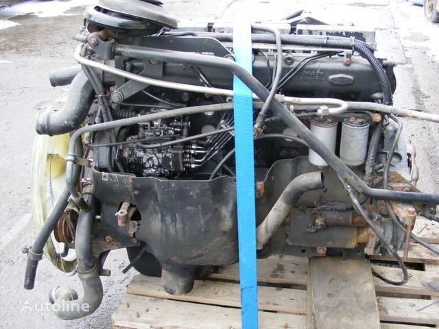 motor voor MAN motor 290 HP truck