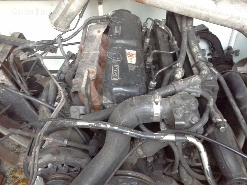 MAN Razborka MAN L2000 M2000 motor voor MAN vrachtwagen