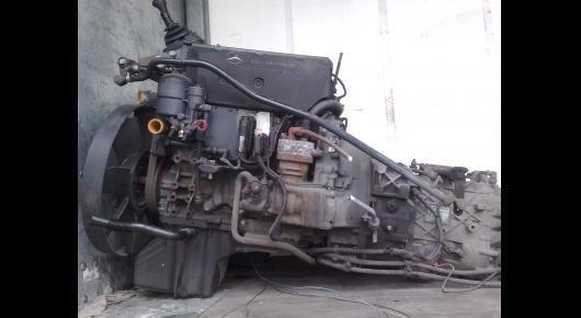 Mercedes Benz ATEGO,VARIO motor voor MERCEDES-BENZ ATEGO, VARIO truck