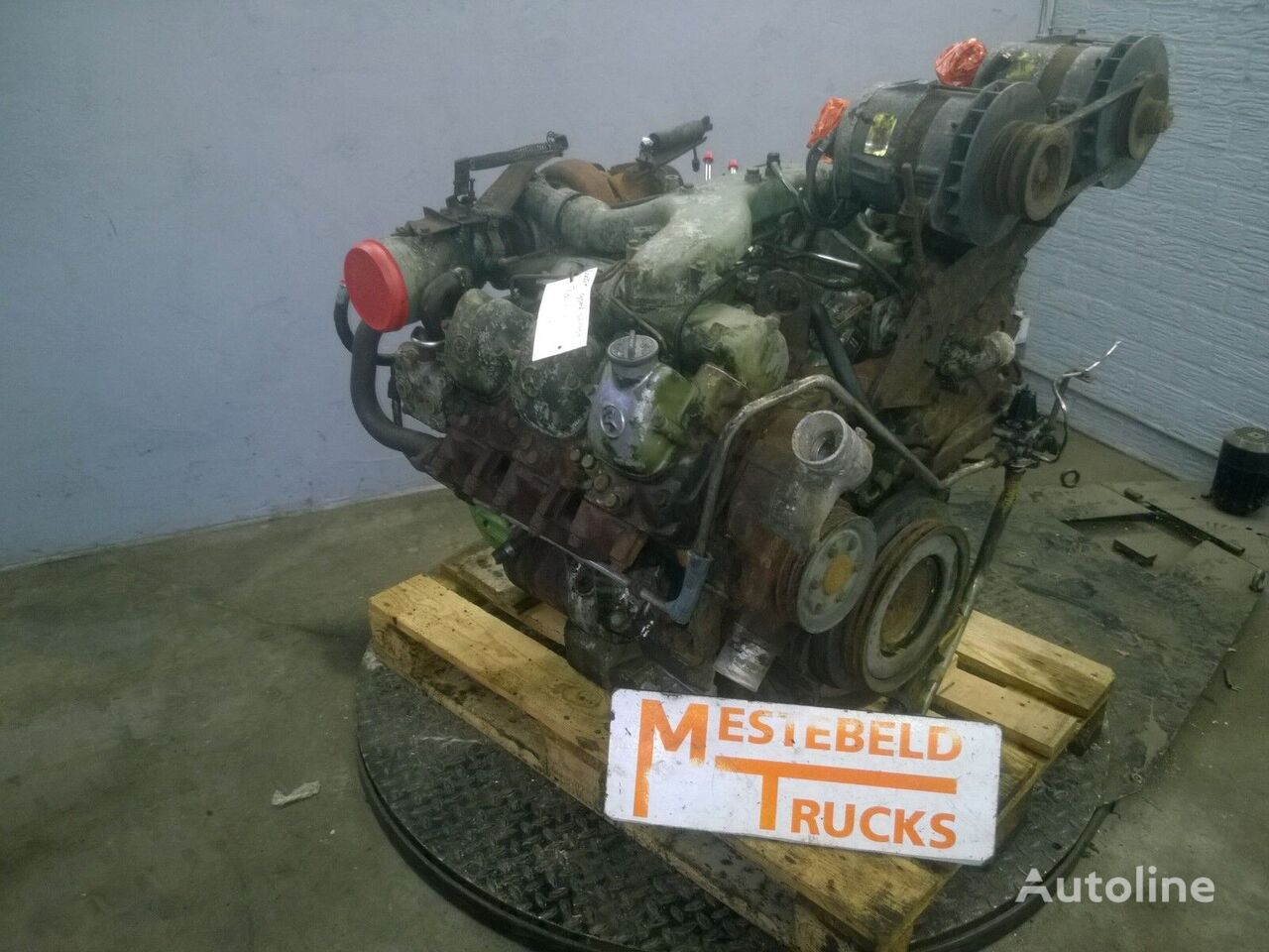 Mercedes Benz OM421A motor voor MERCEDES-BENZ Bus motor OM421A bus