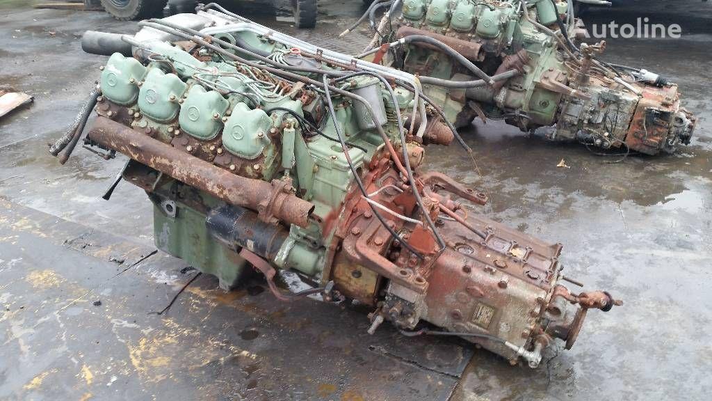 motor voor MERCEDES-BENZ OM 402 truck