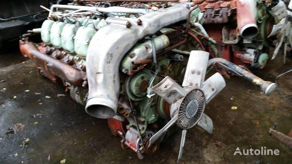 motor voor MERCEDES-BENZ OM 402 MET ZF VERSNELLINGSBAK truck