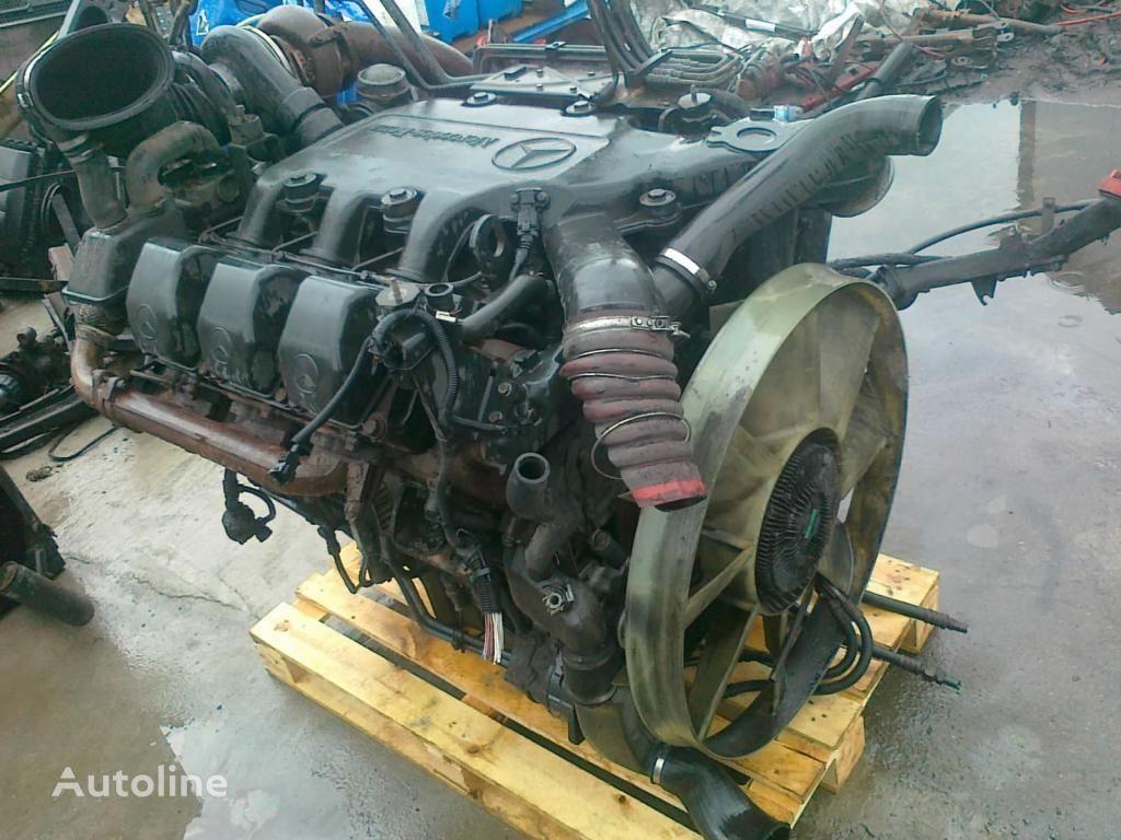 motor voor MERCEDES-BENZ OM 501 LA V6 glowica blok pompa vrachtwagen