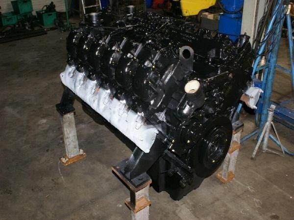 MERCEDES-BENZ OM404 motor voor MERCEDES-BENZ OM404 vrachtwagen