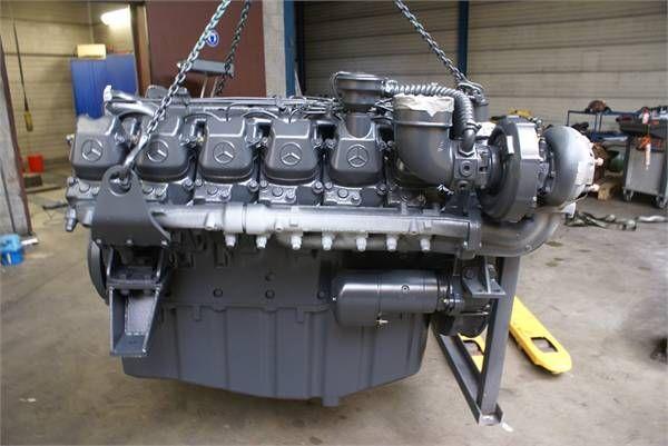 motor voor MERCEDES-BENZ OM444A truck