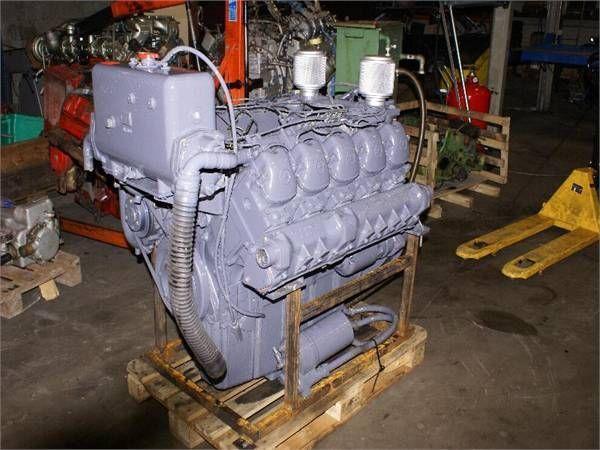 motor voor MERCEDES-BENZ OM444LA overige