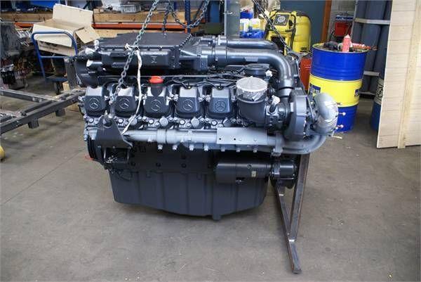 motor voor MERCEDES-BENZ OM444LA vrachtwagen