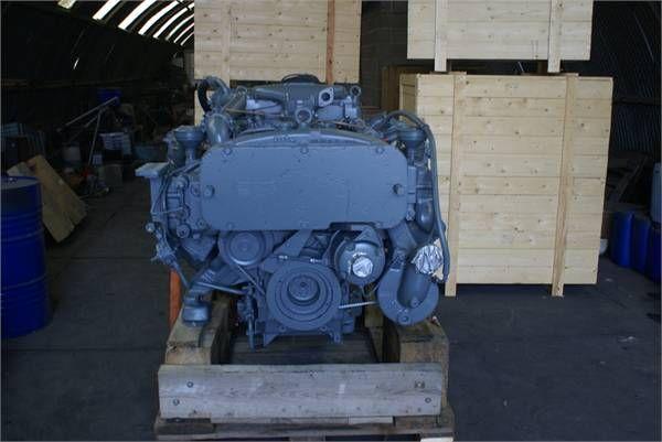 motor voor MTU 8V183 TE93 anderen bouwmachines
