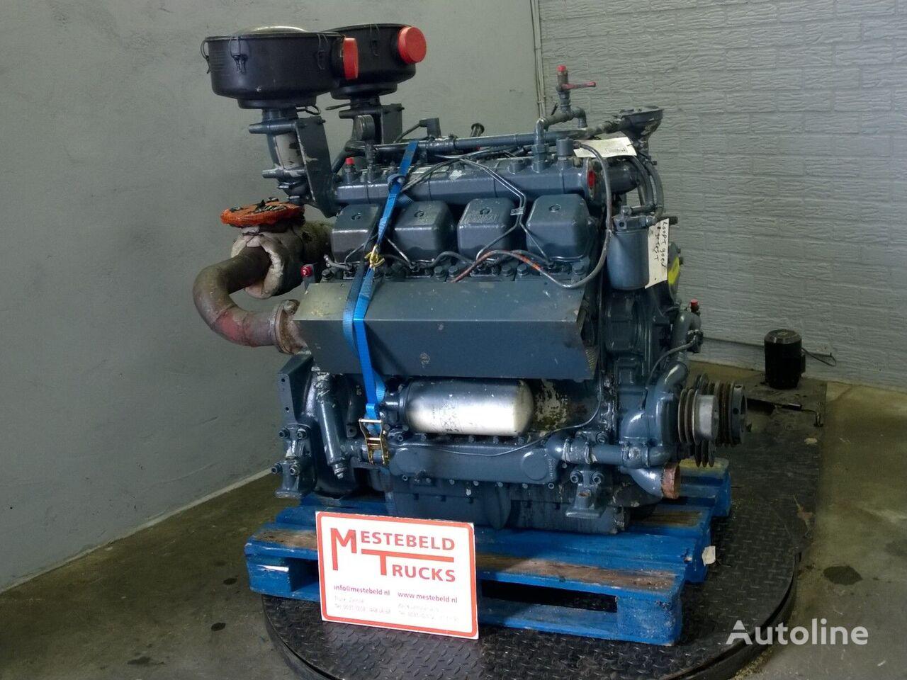 MWM D234 V8 motor voor Motor MWM D234 V8 trekker