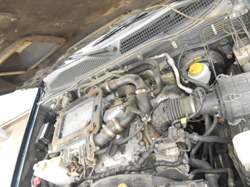 ZD30D NISSAN TERRANO II 3.0 D motor voor NISSAN TERRANO II / NISSAN PATROL 3.0 vrachtwagen