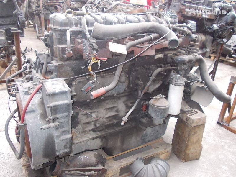 Scania DSC 12 02 motor voor SCANIA 124 trekker