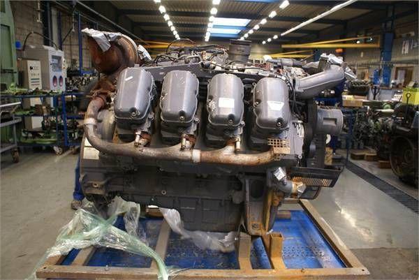 motor voor SCANIA DC16 anderen bouwmachines