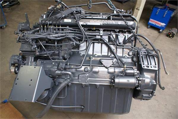 SCANIA DC9.05 motor voor SCANIA DC9.05 anderen bouwmachines