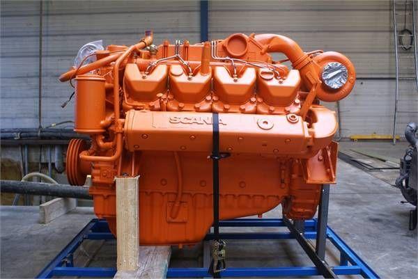 motor voor SCANIA DI14 anderen bouwmachines