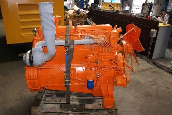 motor voor SCANIA DS11 graafmachine