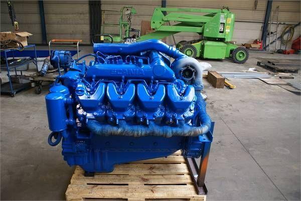 motor voor SCANIA DSC 14 01 overige
