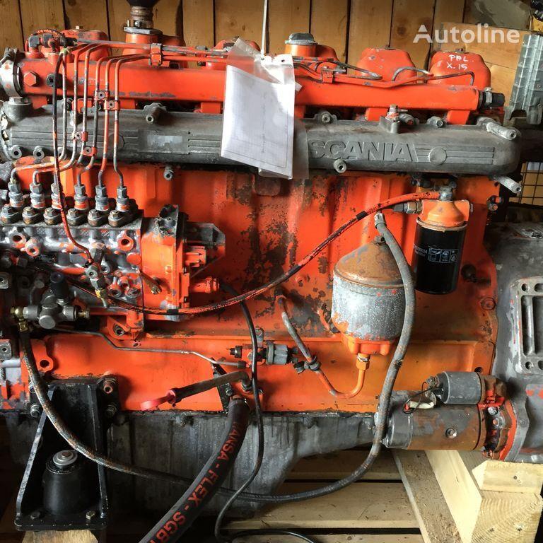 SCANIA DSC9 motor voor anderen bouwmachines