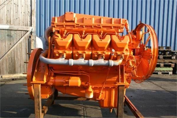 motor voor SCANIA DSI 14 trekker